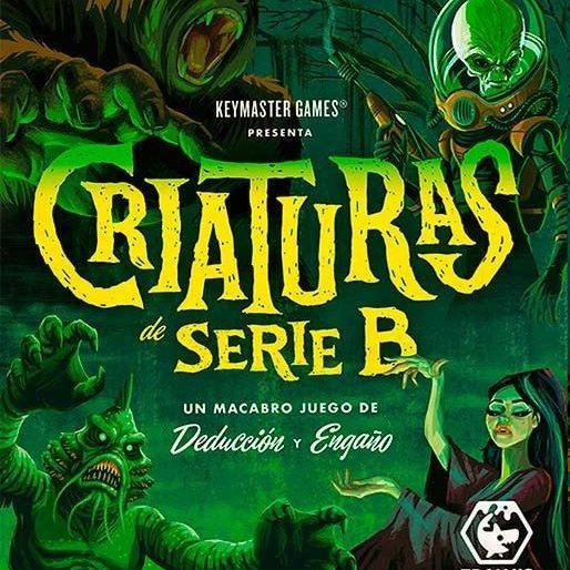 Criaturas de serie B