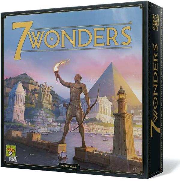 7 wondeers