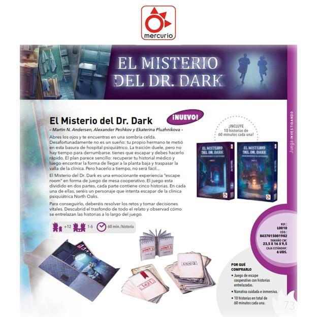 dr dark