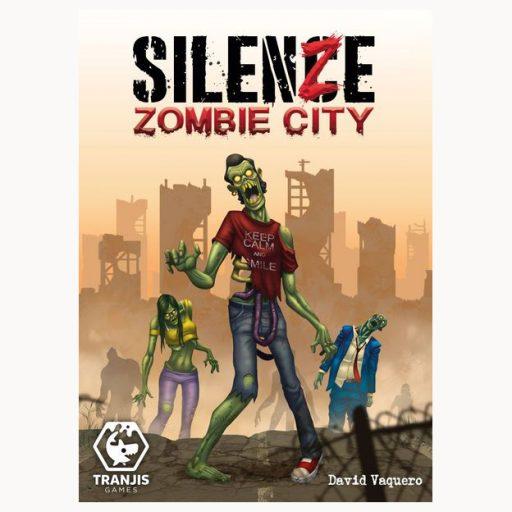 silcenze zombie city
