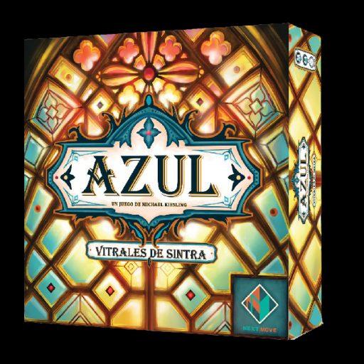 AZUL VITRALES EL JUEGO