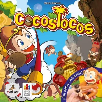más cocos locos juego