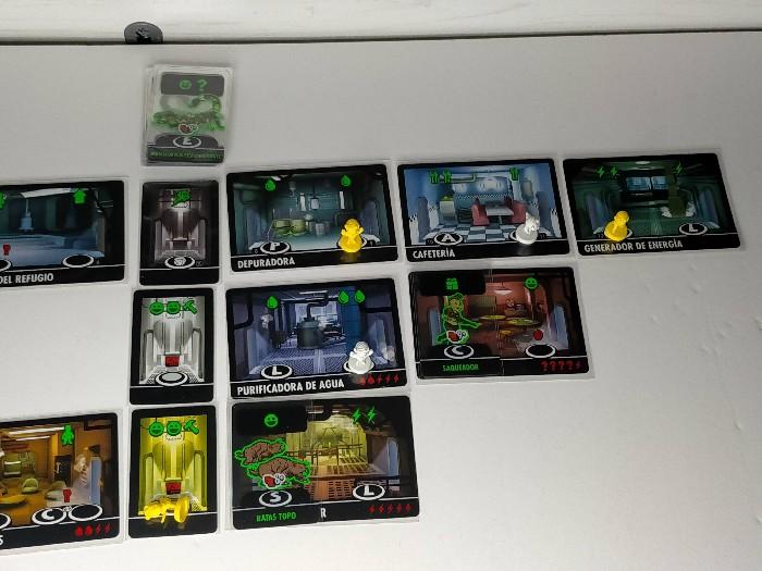 Fallout Shelter: el juego de tablero