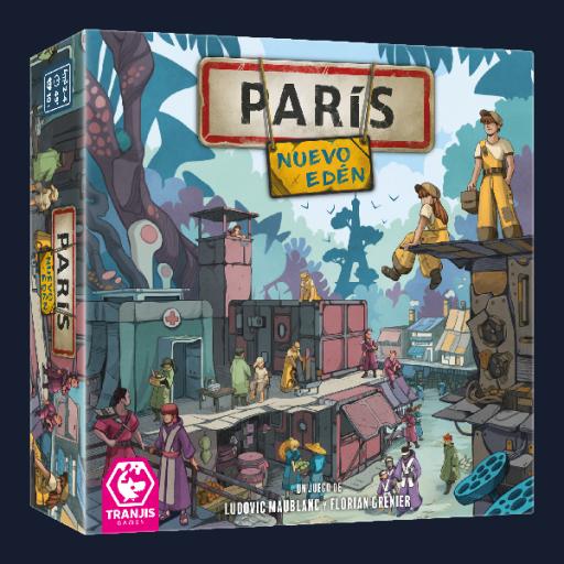 Paris Nuevo Eden