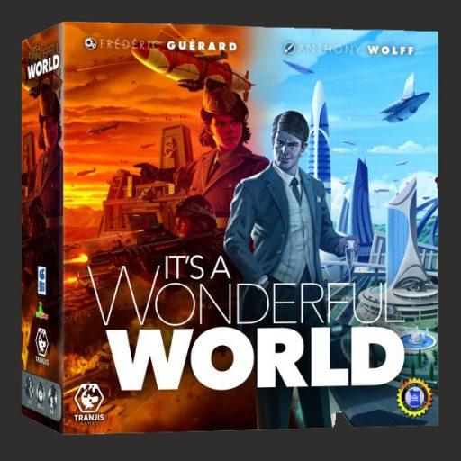 It´s a wonderful world