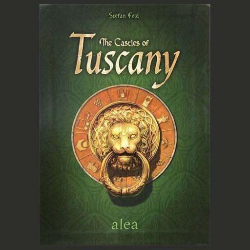 Castillos de Tuscany