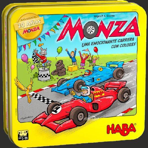 Monza 20 aniversario